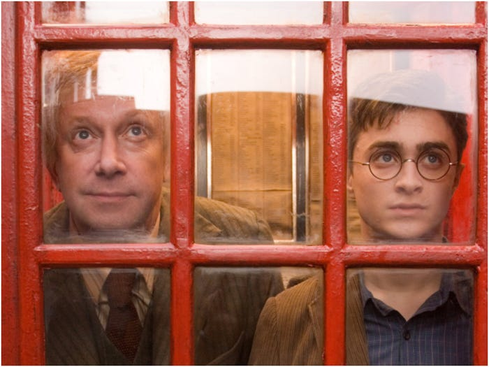 The Ministry Of Magic's Access Code Is 6-2-4-4-2, Which Spells Out M-A-G-I-C