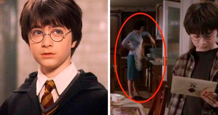 35 Ingeniosos detalles ocultos en las películas de Harry Potter