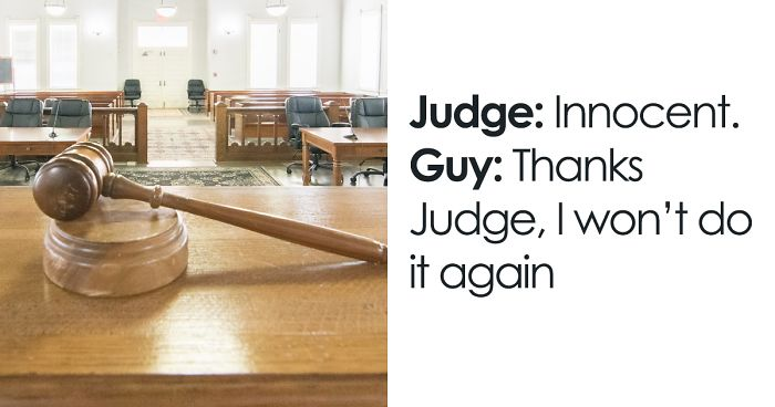 Lawyers Are Sharing The Moments They Knew People Had Messed Up Big Time (30 Stories)