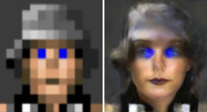 Low-Quality-Photo-Face-Depixelizer