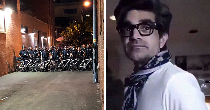 DC Resident Sheltered 80 Protesters Last Night, This Woman Tweeted What Happened Inside His Home