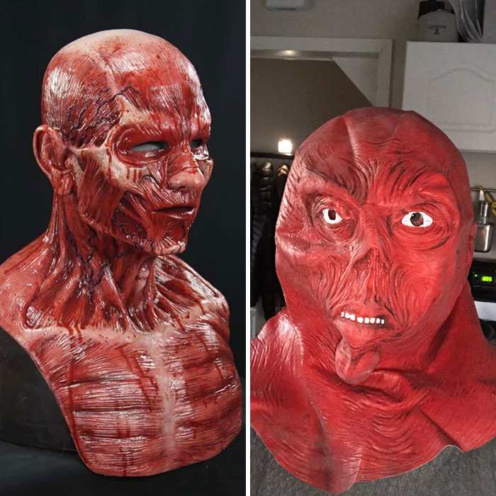 Ordering A Silicone Mask Online. What Could Go Wrong