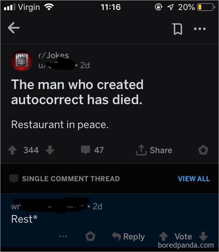 It's A Joke