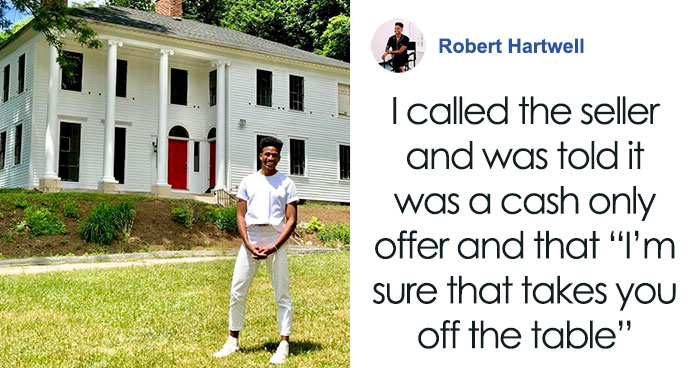 """Black Man Gets Told The House Offer Is """"Off The Table"""" Since It's Cash Only, Proves Them Wrong"""