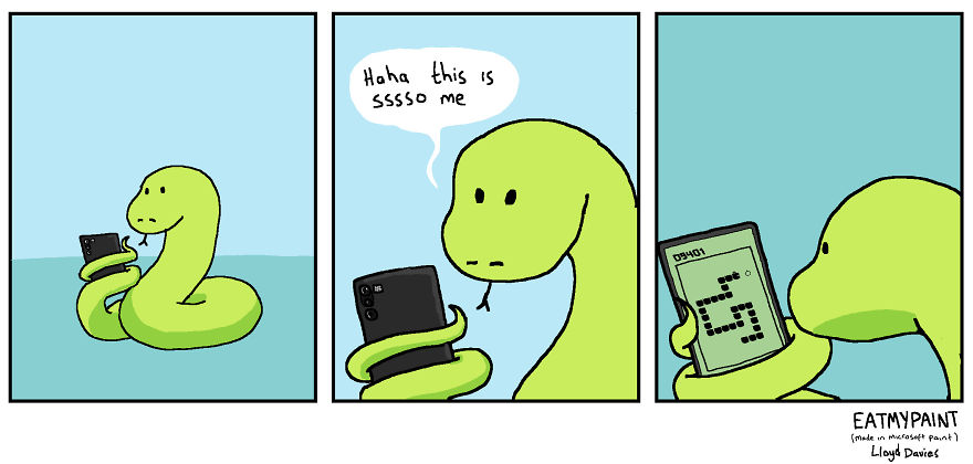 25 Comics I Made In Microsoft Paint To Brighten Your Day