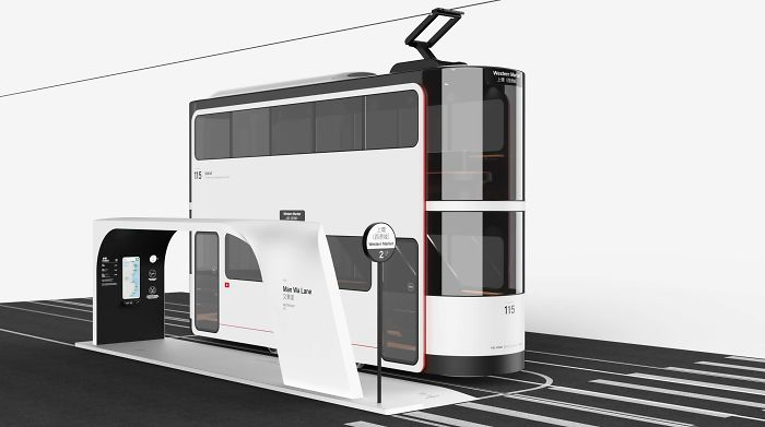 This Social-Distancing Tram Has An Interior That Limits The Spread Of Coronavirus