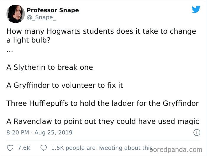 Funny-Professor-Snape-Tweets