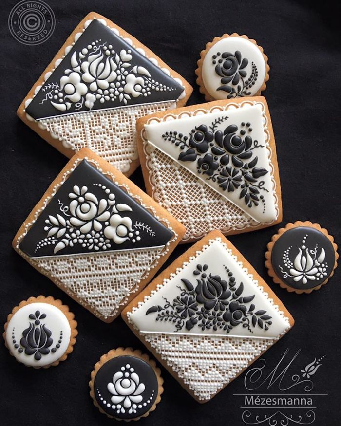 Hungarian Chef Turns Cookies Into Works Of Art; And Your Pet Can Be Honored In One Of Them