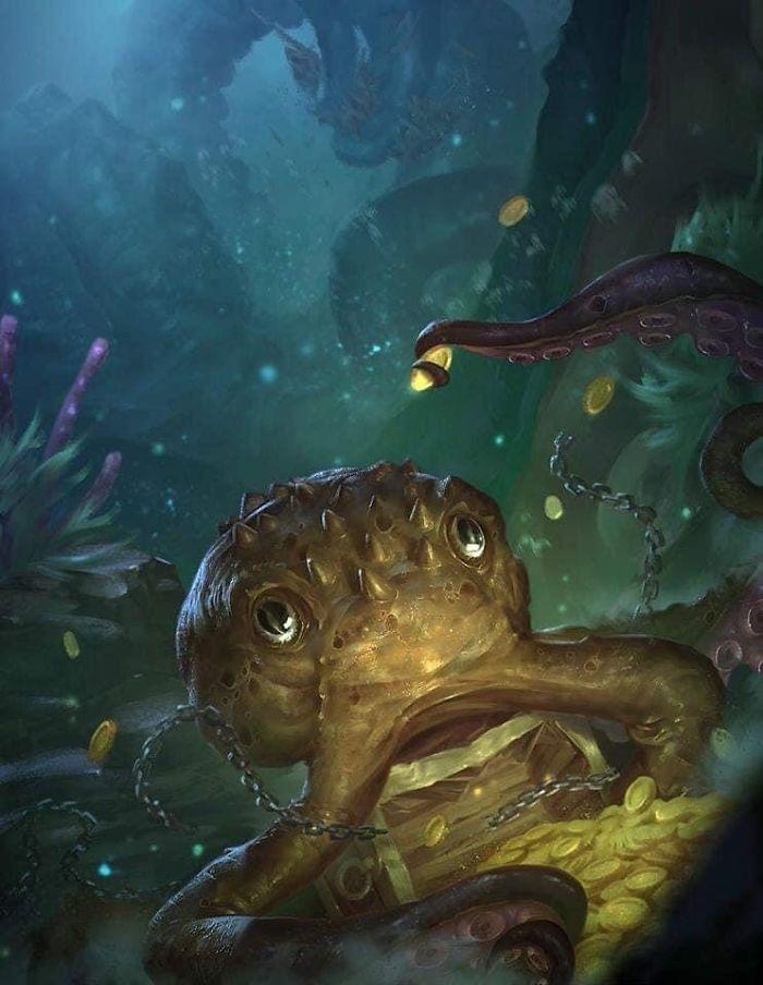 Kraken Paralarvae