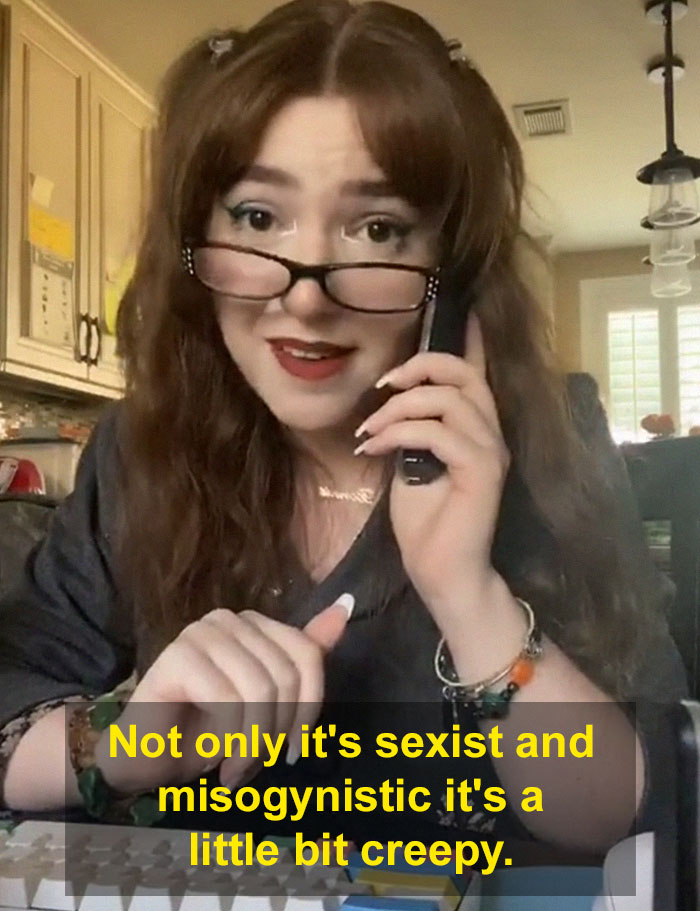 Woman Shows How Sexist School Dress Codes Are On TikTok, Where She Acts As The Hero All Girls Need