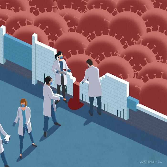 Looking For The Coronavirus Vaccine