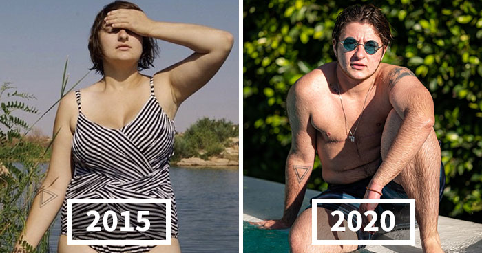 30 People Share What The Last 5 Years Have Done To Them