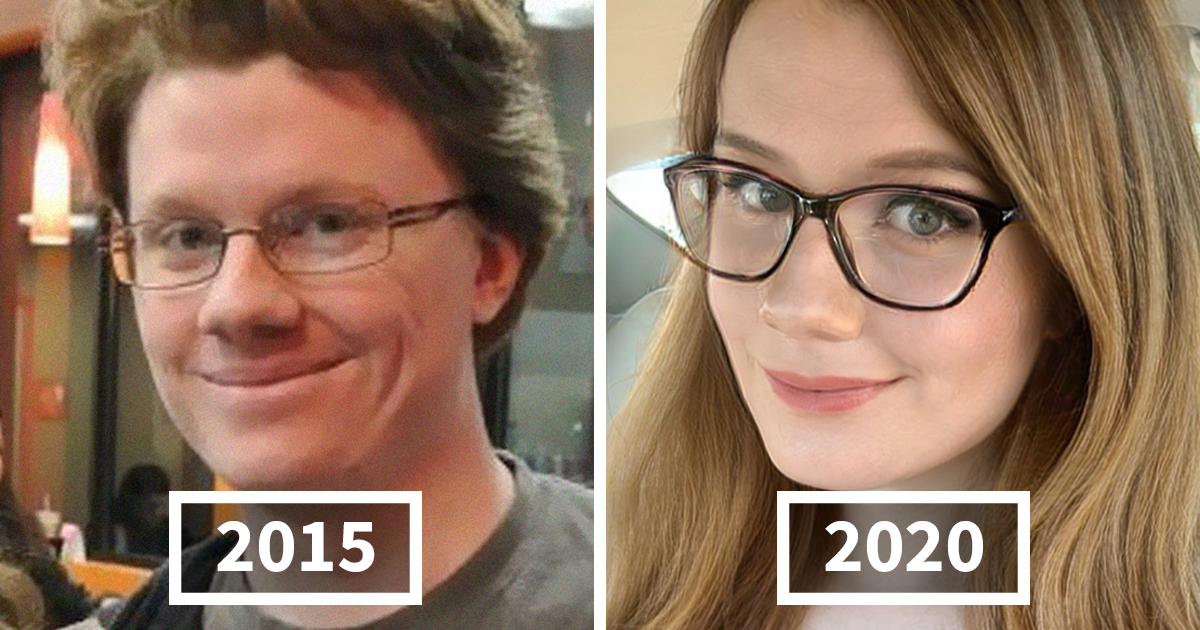 People Are Posting Pictures Of How They Looked 5 Years Ago Vs. Now In This Viral Thread