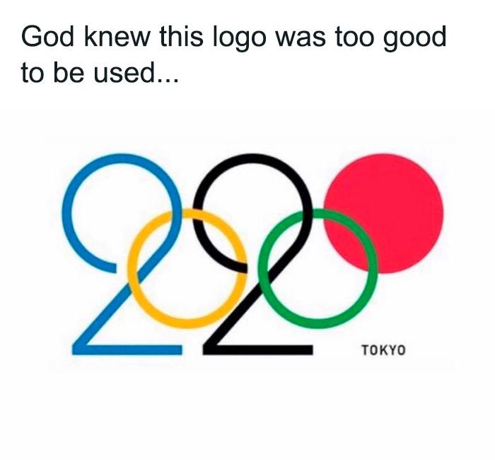 Poor Logo..