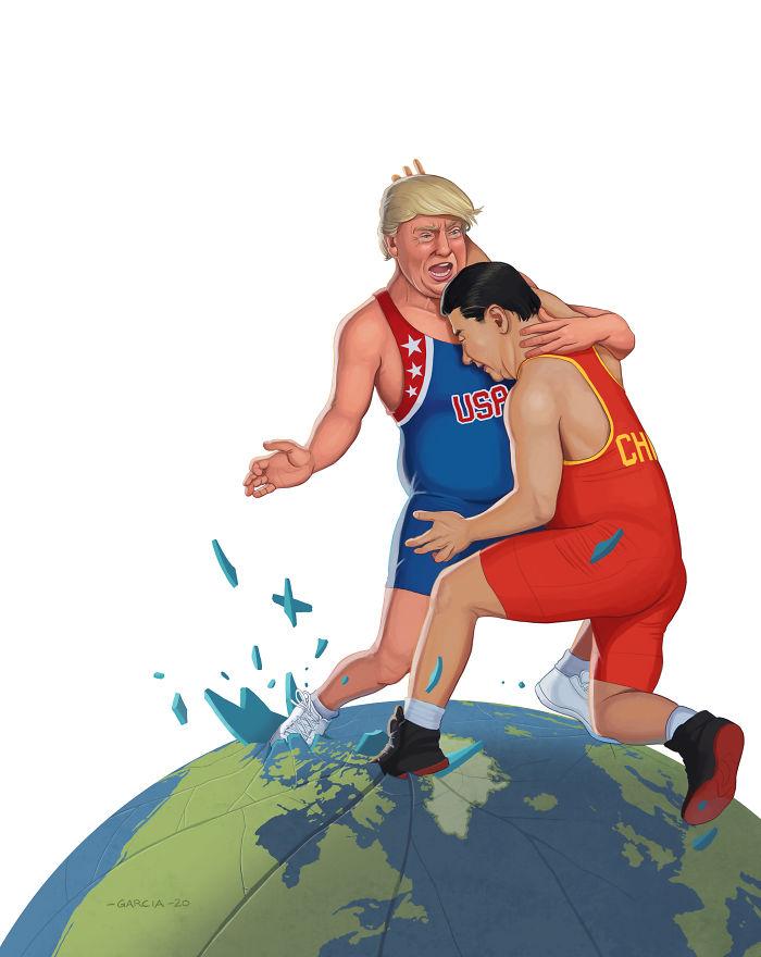 USA vs. China