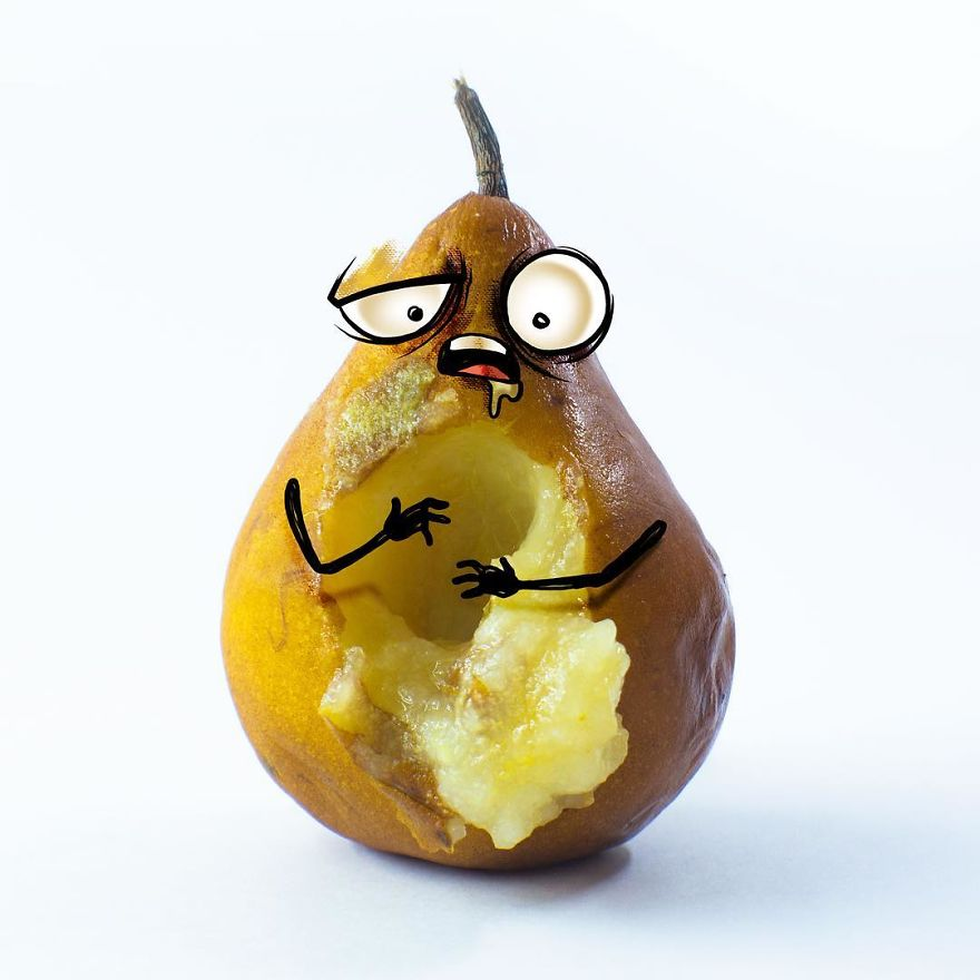 Illustration-Fruits-Brought-To-Life-Alberto-Arni