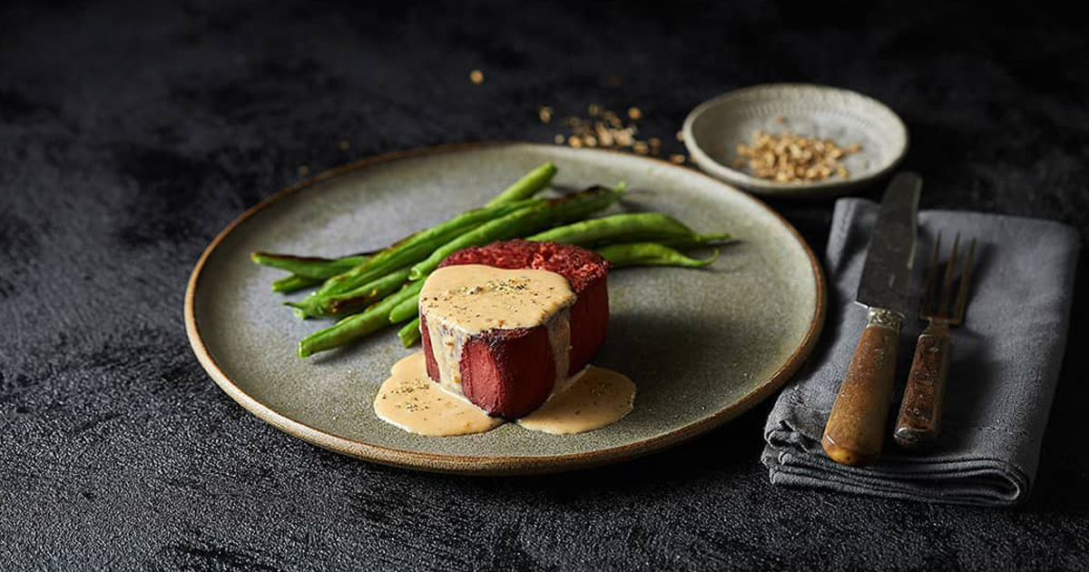 Startup Launches New 3D-Printed Steaks That Are Good For The Environment