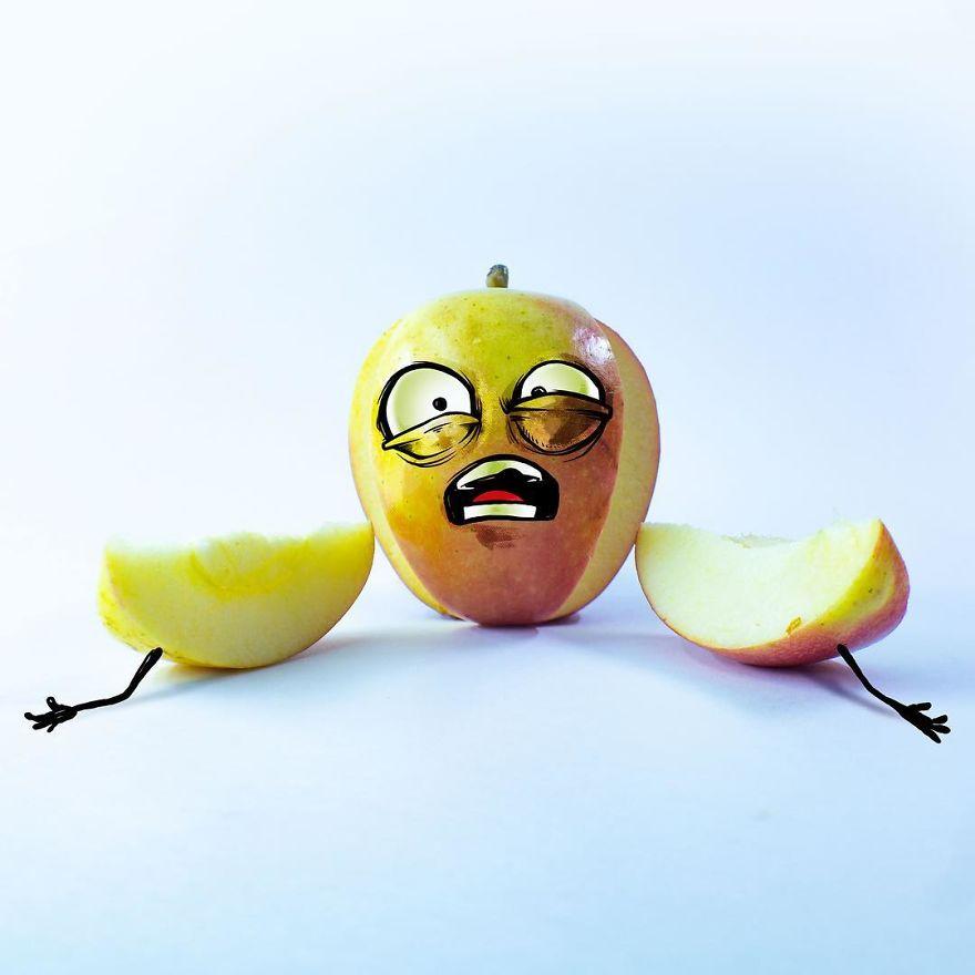 Illustration-Fruits-Brought-To-Life-Alberto-Arni