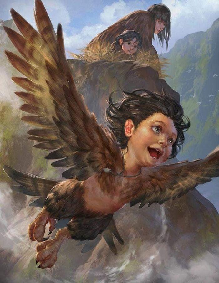 Harpy Child