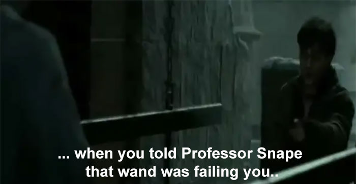 """Harry Refuses To Call Snape """"Professor."""" In Harry Potter And The Deathly Hallows: Part 2 (2011), Harry Refers To Him As """"Professor Snape"""" Once He Has Learned The Truth From The Pensieve"""