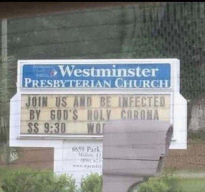 God's Holy Corona...