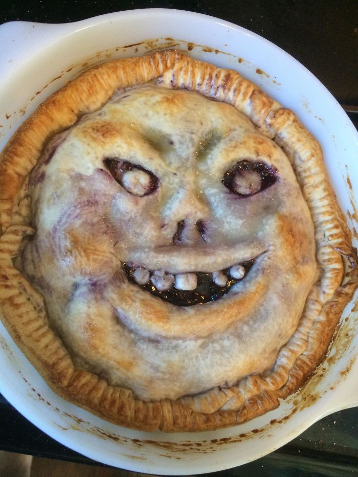 Thought You Guys Might Like This Pie I Baked
