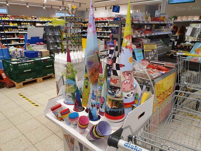 Cones Of Dunshire Found In German Supermarket?