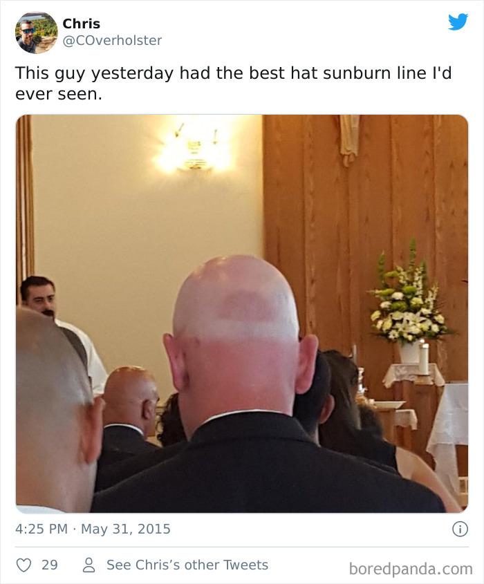 En İyi Şapka Güneş Yanığı Serisi