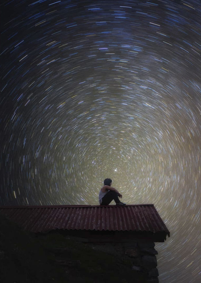 2. Part Of My I Love To Tell Stories Under The Nightsky