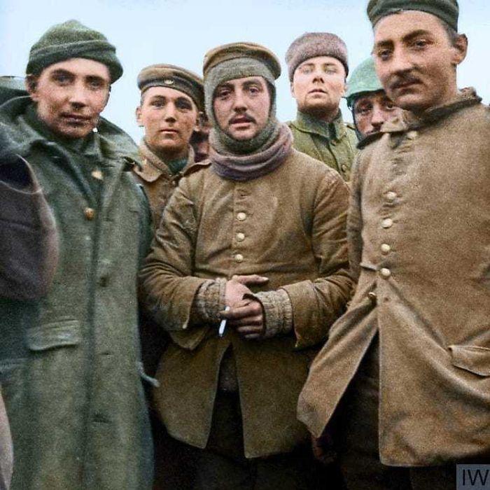 Tregua navideña de 1914 en la 1ª Guerra Mundial