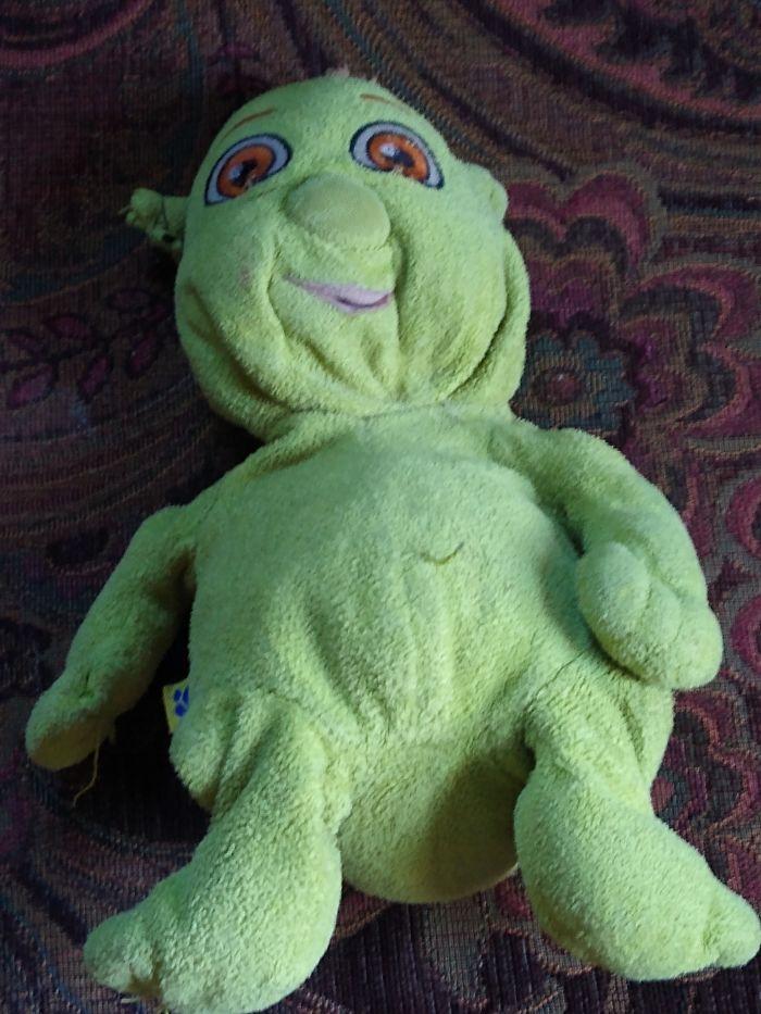 My Shrek Baby. I Sleep With It Every Night