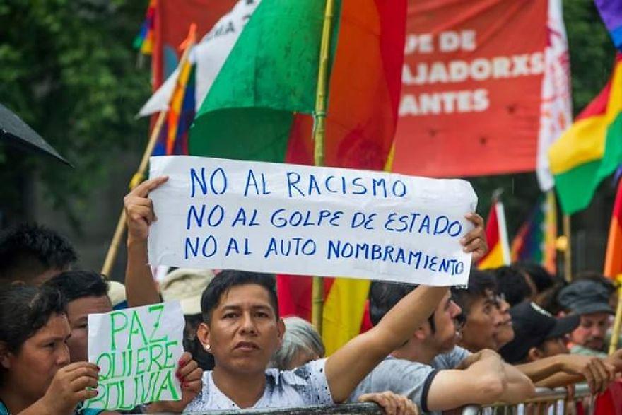 Bolivia Exige Derechos Humanos
