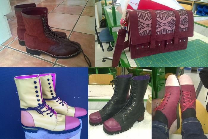 Some Of The Shoes And A Handbag I Made Some Time Ago!