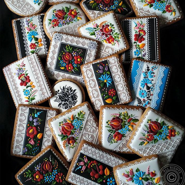 60 Gorgeously Decorated Cookies By Mezesmanna