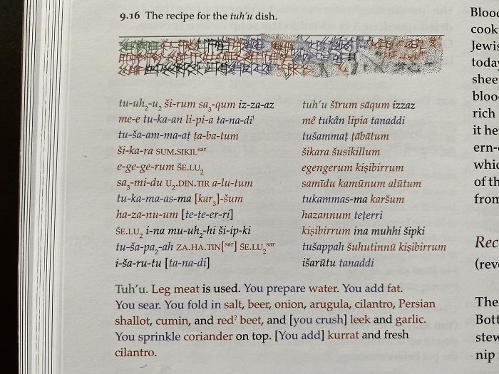 Professor Tries Out Recipes That Are Nearly 4000 Years Old, Shares How They Looked And Tasted