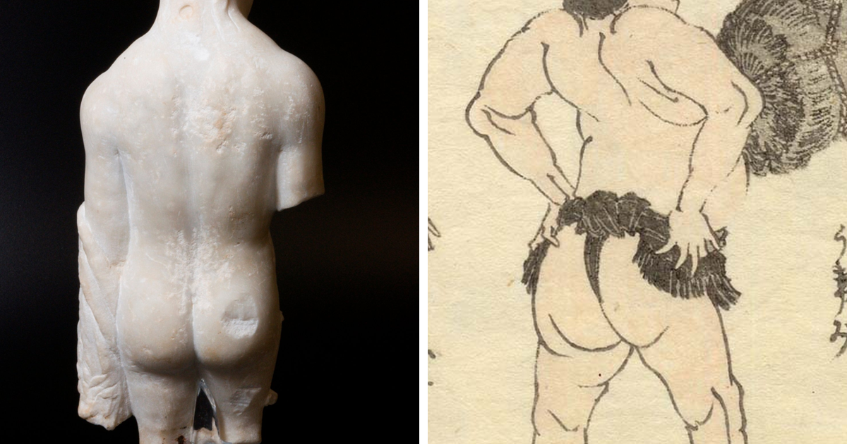 Museums Are Competing Over Who Has The Best Bum Exhibit, And Here Are 39 Of The Best Ones