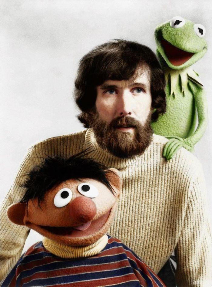 Jim Henson, creador de los teleñecos (Muppets)
