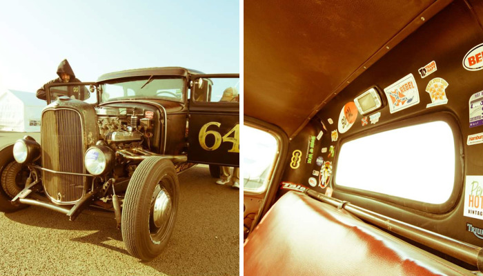 I Photograph The Past In The Present, By Taking Shots Of Vintage Hot Rods (18 Pics)