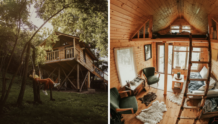 I Just Visited This Tree House Loft In Romania (27 Pics)
