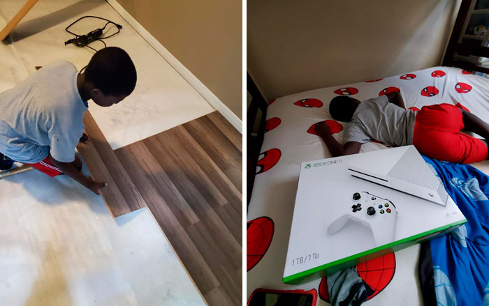 Kid Asks Dad For An Xbox But The Father Turned It Into A Valuable Life Lesson