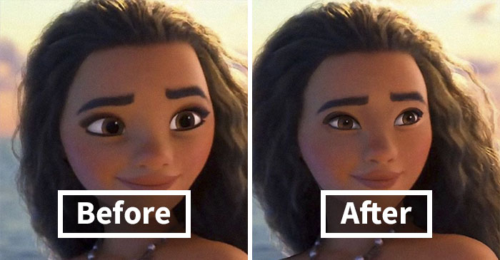 Artist Shows What 10 Disney Princesses Would Look Like With Realistic Proportions