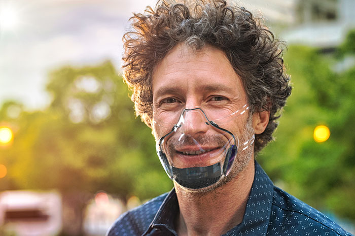 Apparently, This New FDA-Registered Face Mask Doesn't Hide Your Face And Gives You Extraordinary Protection
