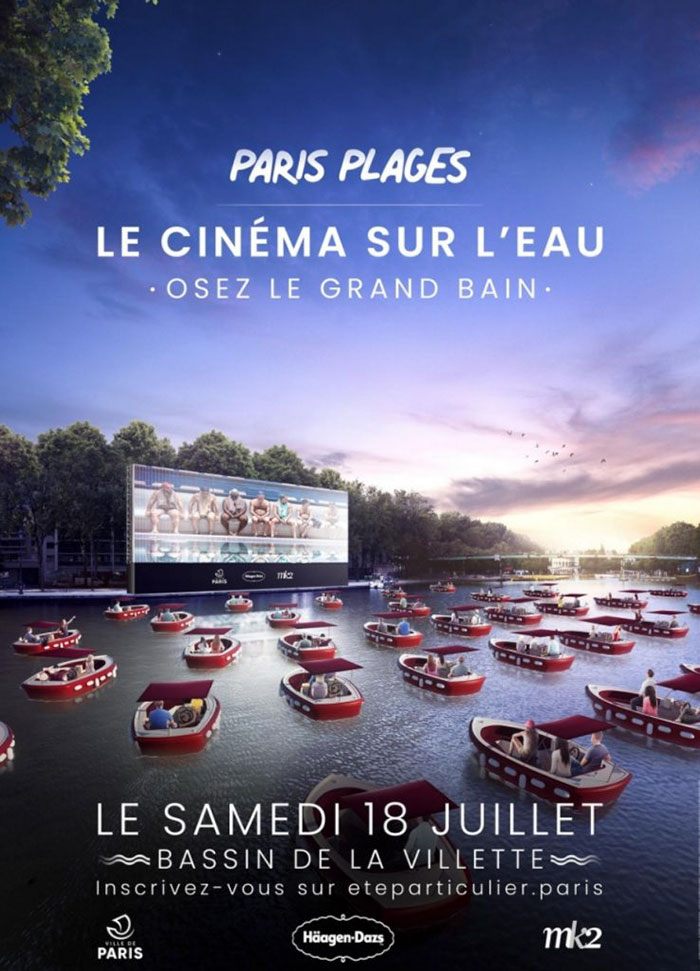 Paris Opens The Summer Season With Socially-Distant Floating ...