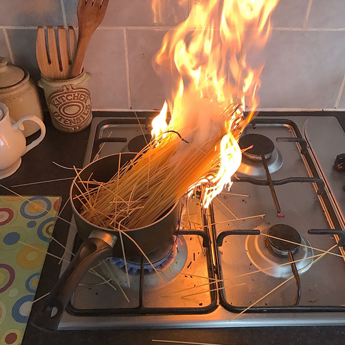 Making Some Spaghetti