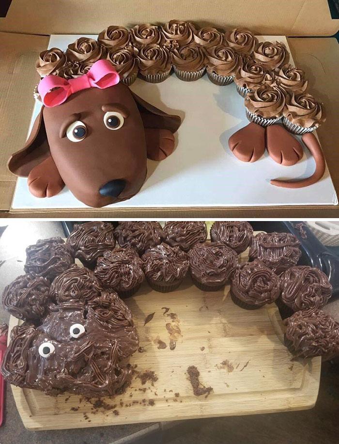 Birthday Cake Attempt This Weekend