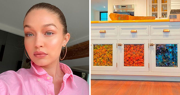 Gigi Hadid Just Moved Into A Remodeled $5.8M Apartment She Designed Herself And People Are Making Fun Of Her Bizarre Design Choices