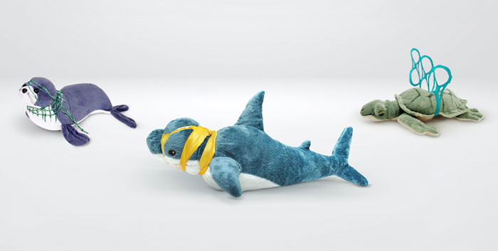 Students Suggest IKEA Put Their Toys At The Center Of The Plastic Pollution Awareness Campaign