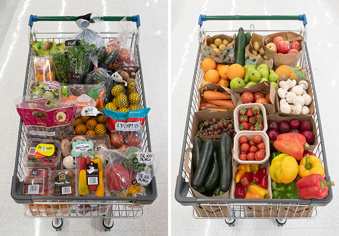 New Zealand Supermarkets Are Finally Trialing Less Plastic On Their Fruit And Veggies