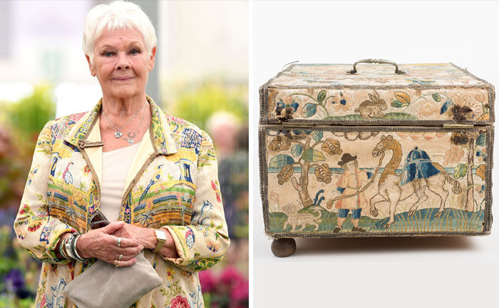 Museum Tweets Judi Dench As Objects Found In Its Collection And It's Hilariously Spot-On