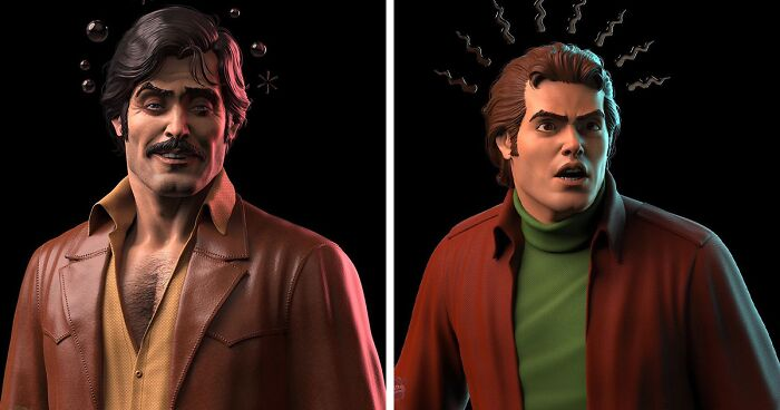 49 Marvel Superheroes Reimagined As Cool 1970s Action Figure Designs
